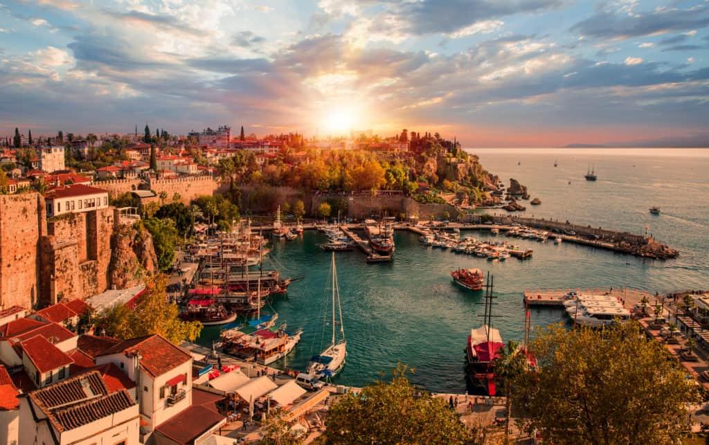 Antalya, Türkei, Urlaub, FernwehElixir, Altstadt Kaleici