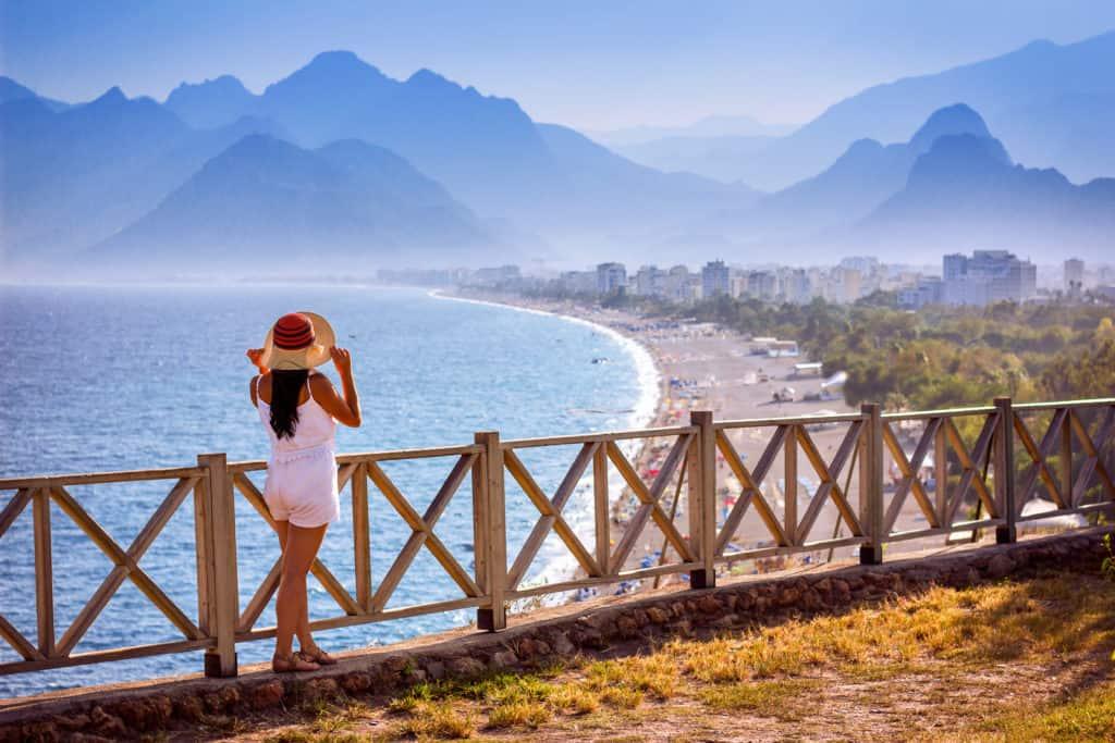 Antalya, Türkei, Urlaub, FernwehElixir, Aussicht
