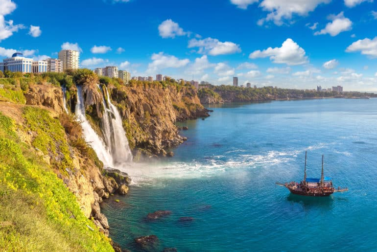 Antalya, Türkei, Urlaub, FernwehElixir, Duden Wasserfall