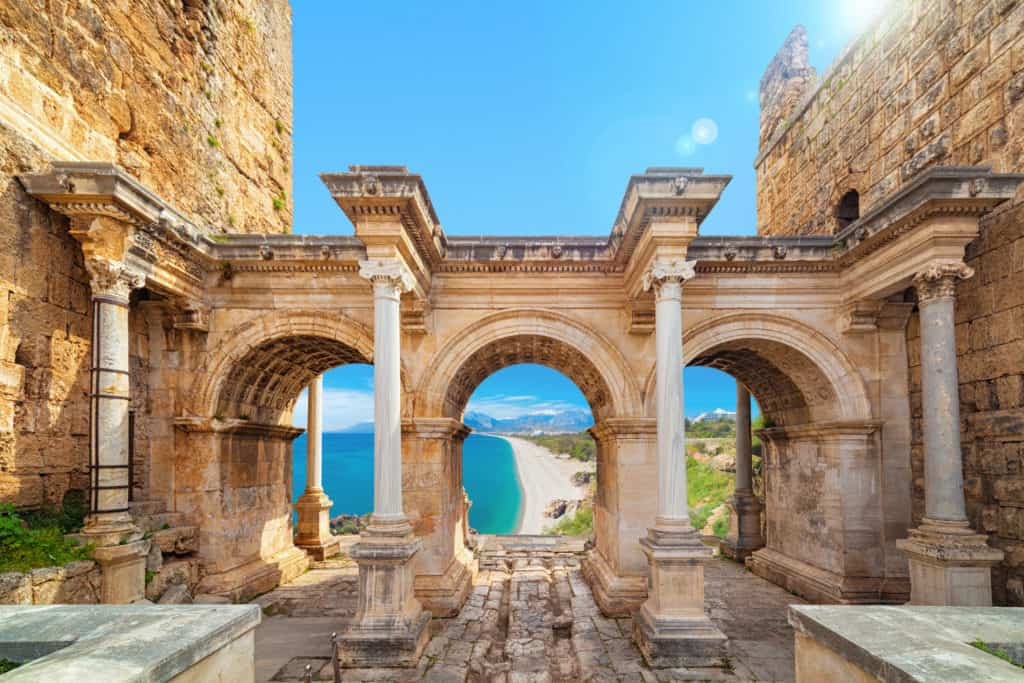 Antalya, Türkei, Urlaub, FernwehElixir, Hadrians Tor