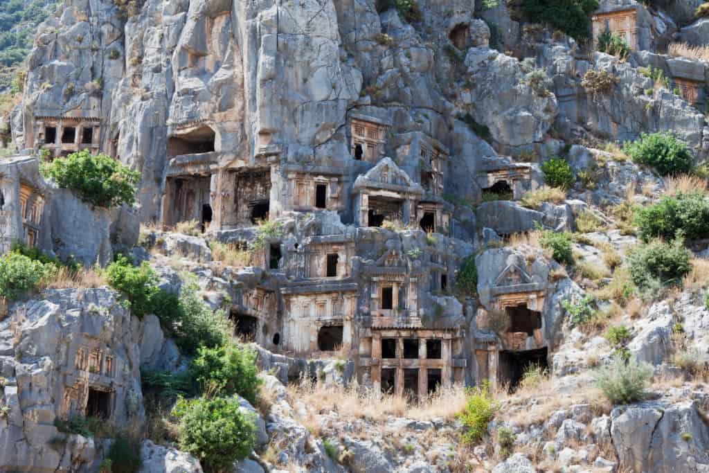 Antalya, Türkei, Urlaub, FernwehElixir, Myra in Demre