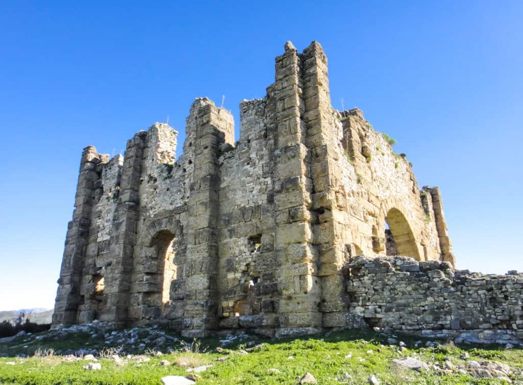 Antalya, Türkei, Urlaub, FernwehElixir, Ruinen von Aspendos
