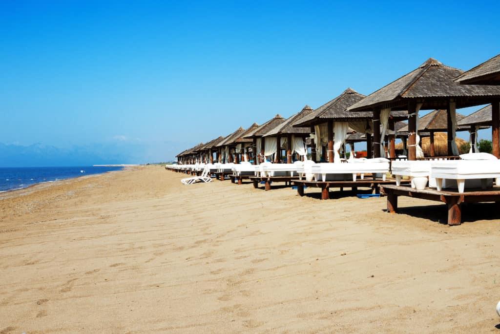 Antalya, Türkei, Urlaub, FernwehElixir, Luxus Strand