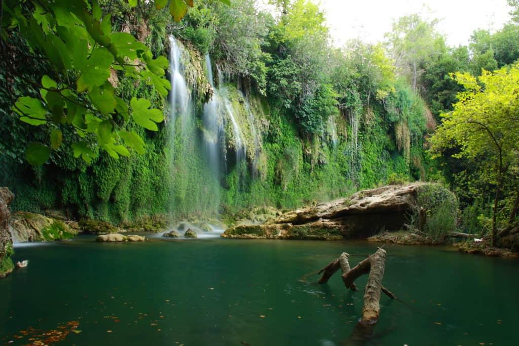 Antalya, Türkei, Urlaub, FernwehElixir, Wasserfall Kursunlu