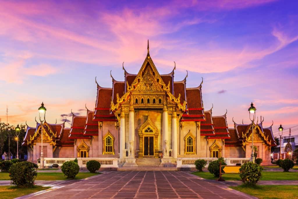 Bangkok, Thailand, Urlaub, Reise, buchen, Wat Benchamabopit, Marble temple, FernwehElixir