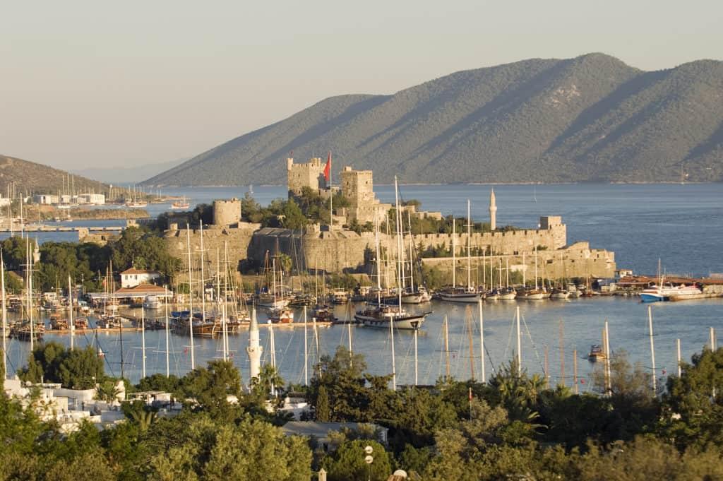 Bodrum, Türkei, Urlaub, FernwehElixir, Burg