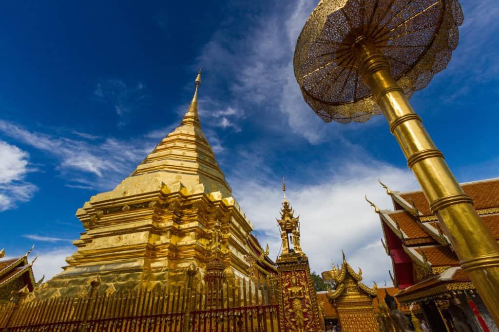 Chiang Mai, Thailand, FernwehElixir, Wat Phrathat Doi Suthep