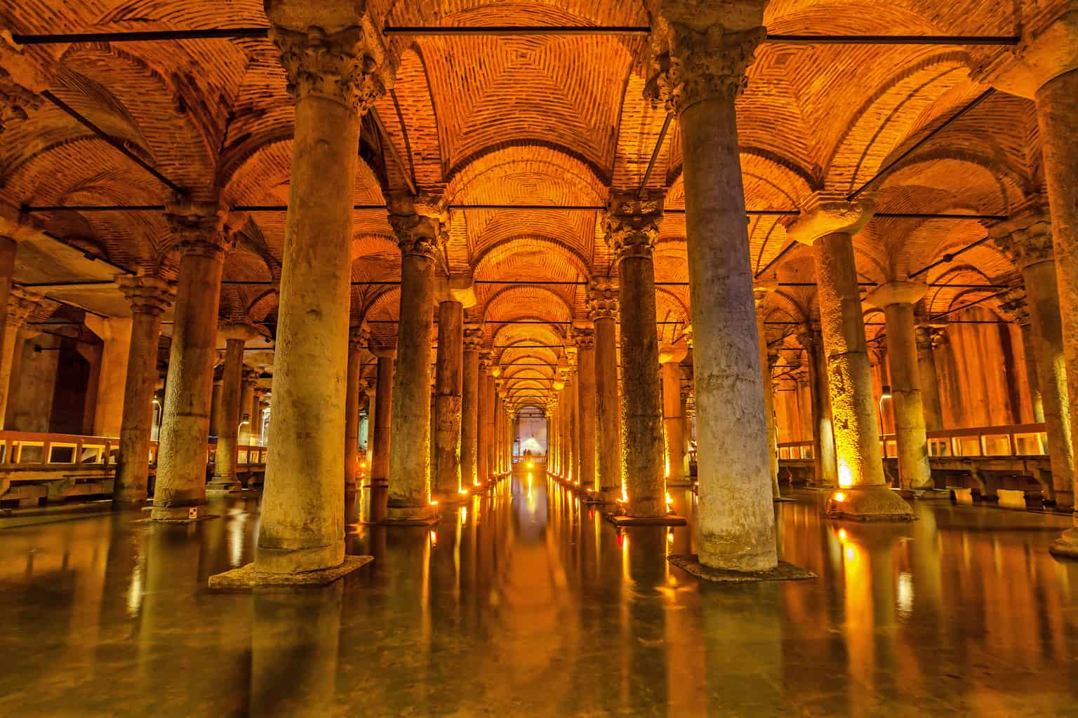 Istanbul, Türkei, Urlaub, Städtereise, FernwehElixir, Basilica Zisterne