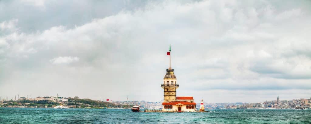 Istanbul, Türkei, Urlaub, Städtereise, FernwehElixir, Maiden's Island