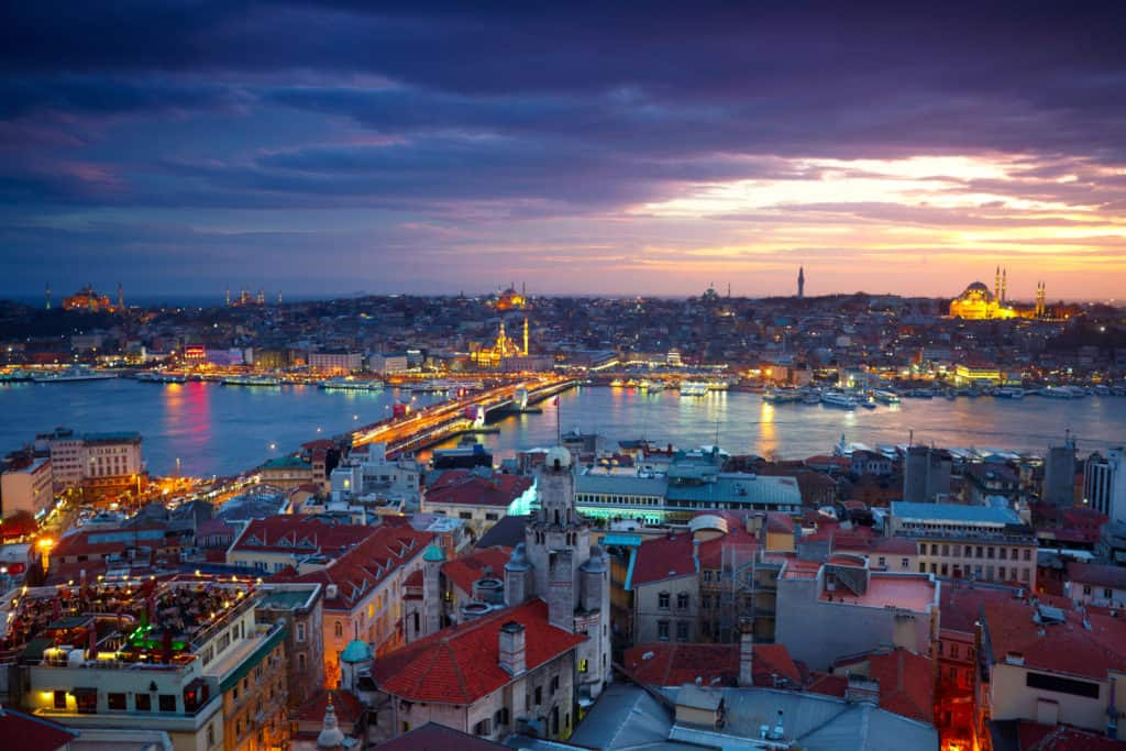 Istanbul, Türkei, Urlaub, Städtereise, FernwehElixir, Nachtleben