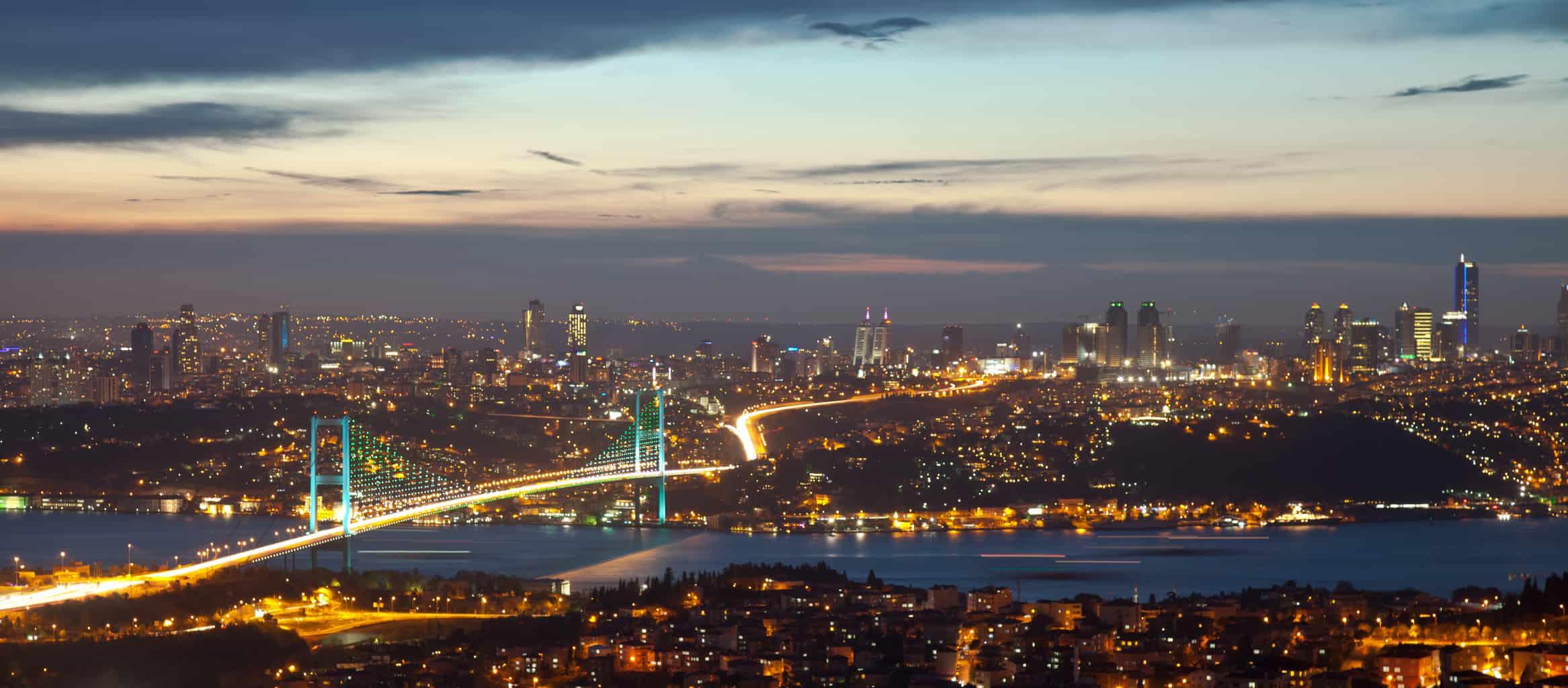 Istanbul, Türkei, Urlaub, Städtereise, FernwehElixir, Bosphorus Brücke