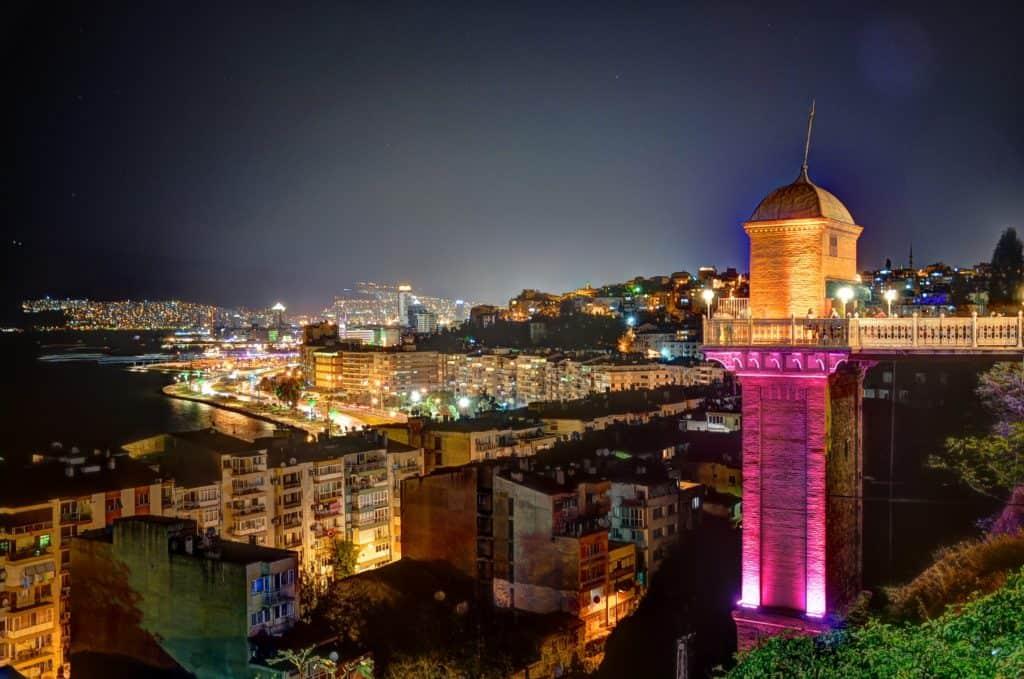 Izmir, Türkei, Urlaub, FernwehElixir, Asansör