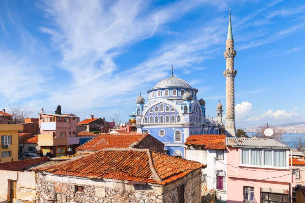 Izmir, Türkei, Urlaub, FernwehElixir, Fatih Camii Moschee