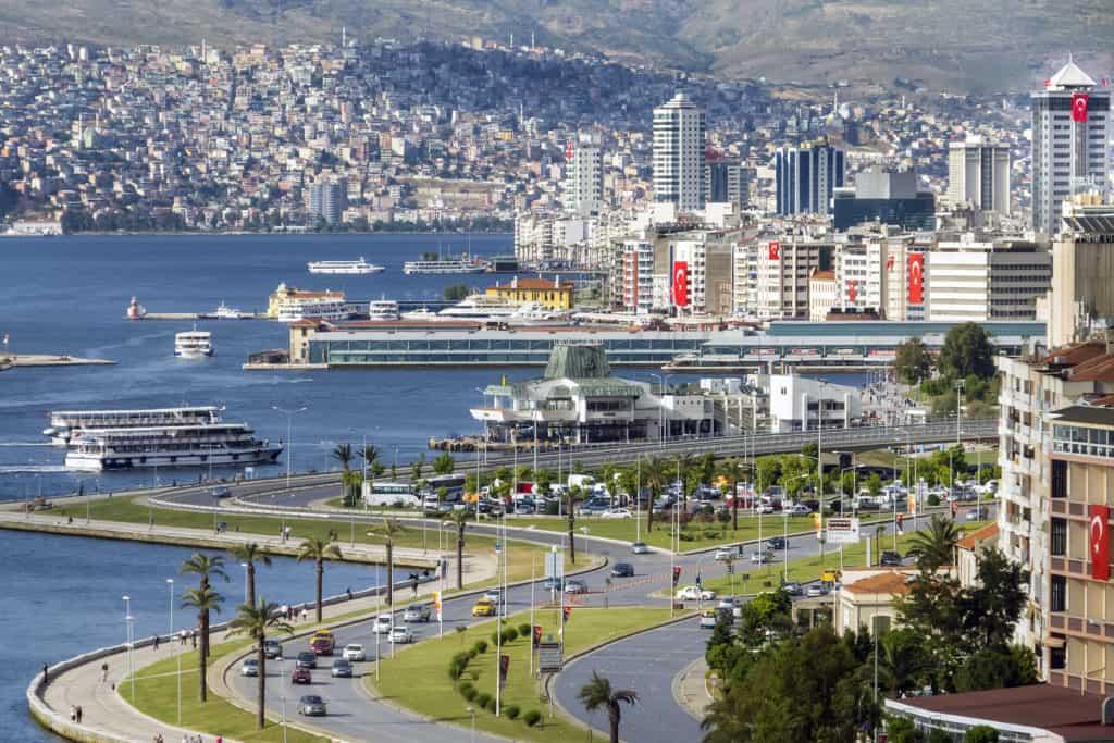 Izmir, Türkei, Urlaub, FernwehElixir, Hafen