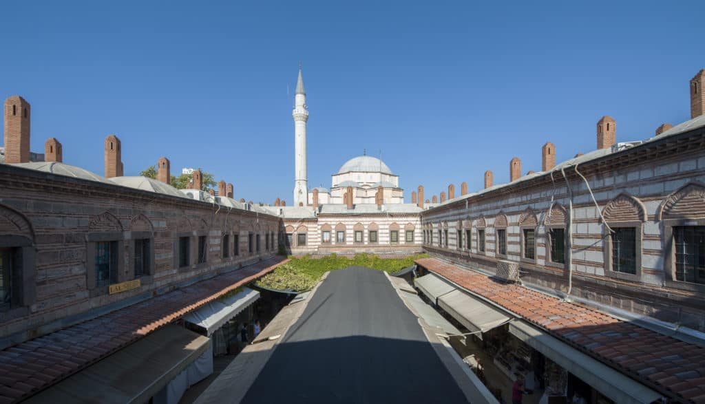 Izmir, Türkei, Urlaub, FernwehElixir, Kizlaragasi Han
