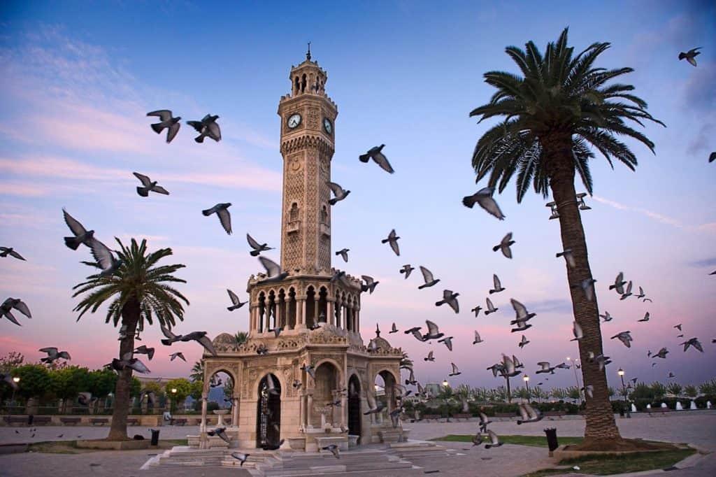 Izmir, Türkei, Urlaub, FernwehElixir, Uhrenturm