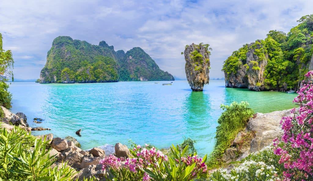 Khao Lak, Thailand, FernwehElixir, James Bond Island, Phang Nga Bucht