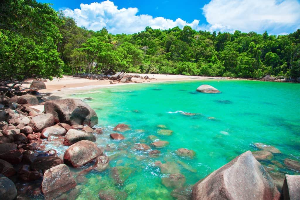 Khao Lak, Thailand, FernwehElixir, Lam Ru Nationalpark