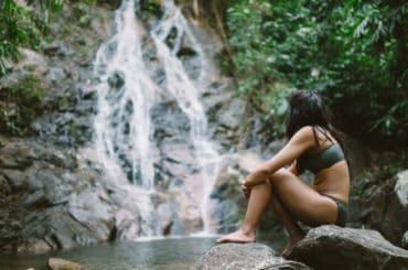 Khao Lak, Thailand, FernwehElixir, Wasserfall
