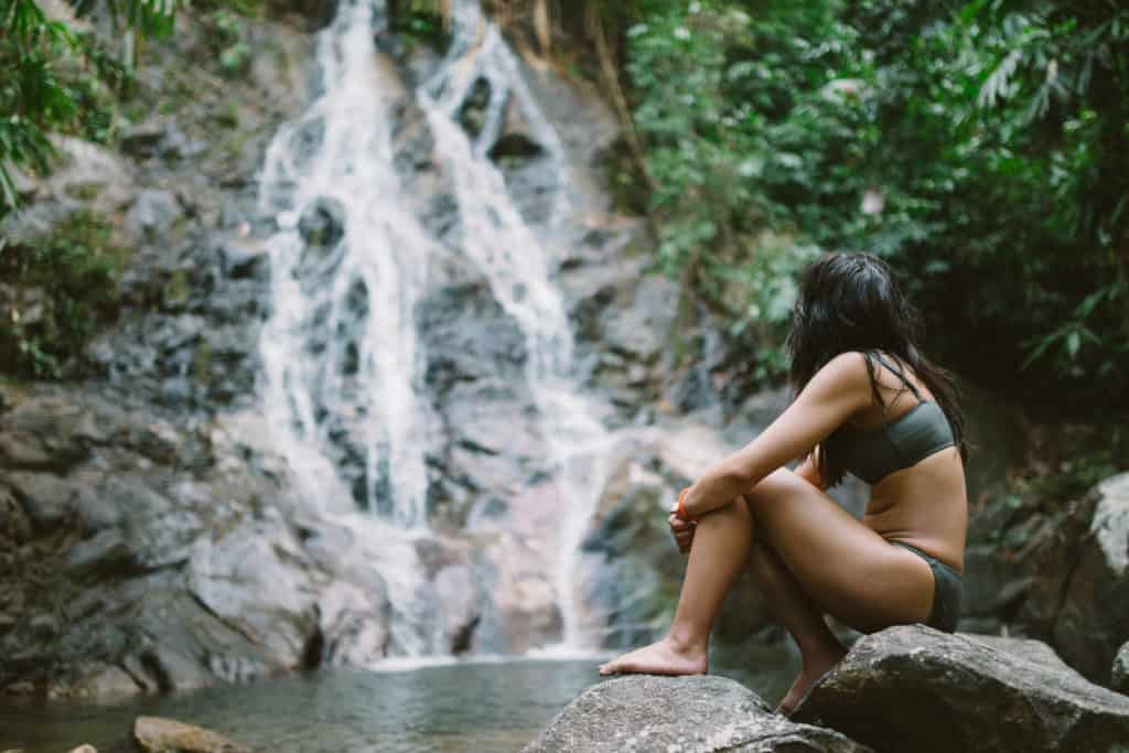 Khao Lak, Thailand, Urlaub, Reise, buchen FernwehElixir, Wasserfall