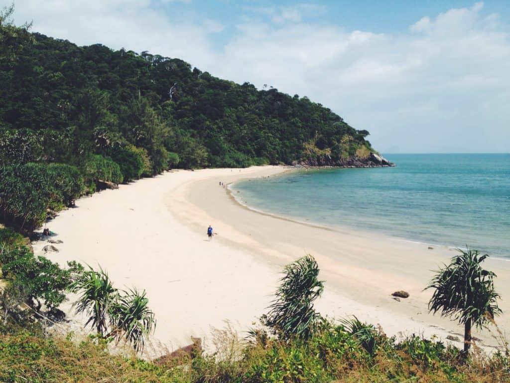 Koh Lanta, Thailand, FernwehElixir, Strand