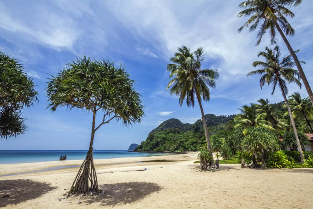 Koh Mu, Thailand, FernwehElixir, Beach, Strand