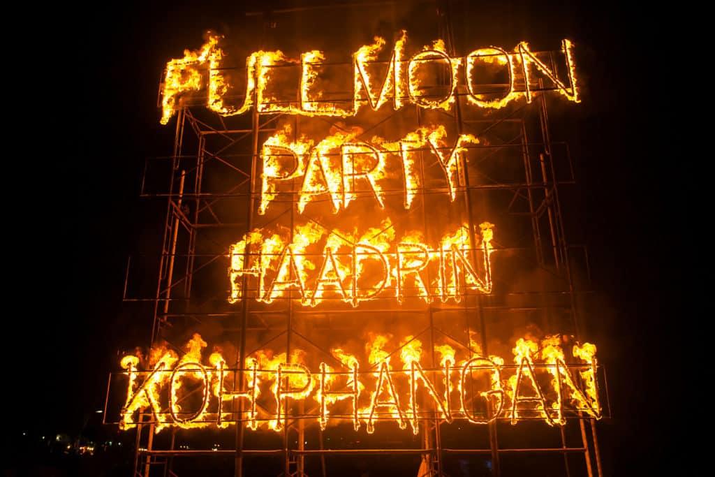 Koh Phangan, Thailand, FernwehElixir, Full Moon Party