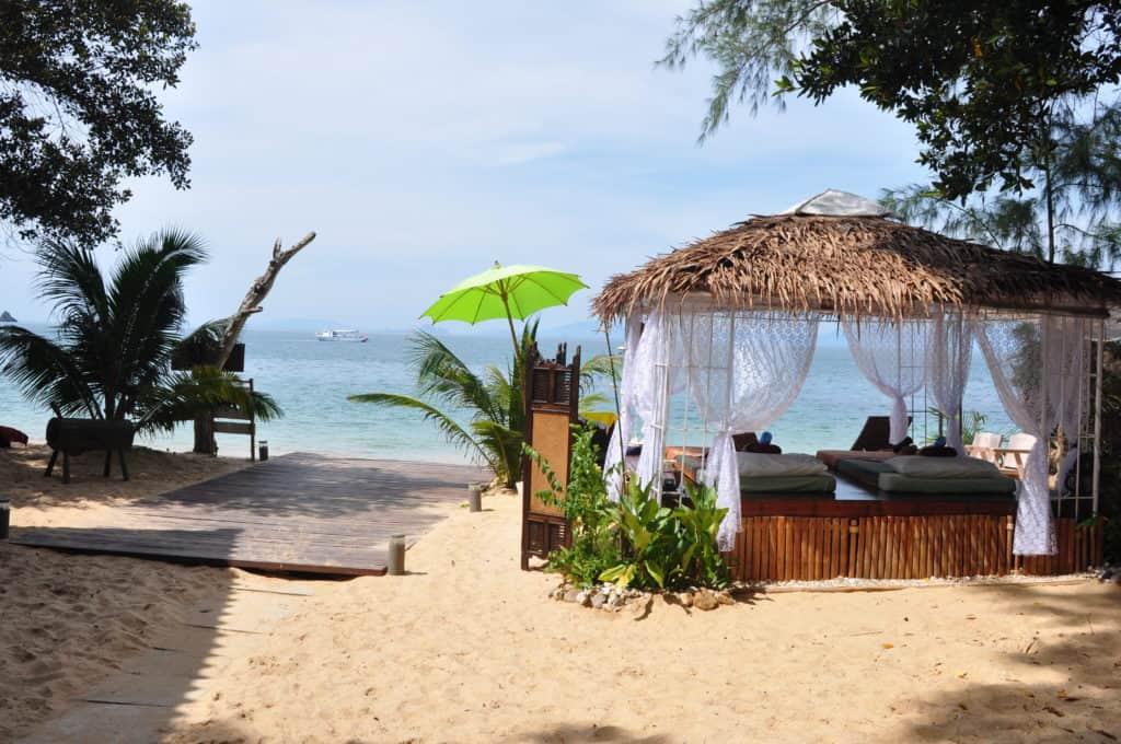 Koh Phayam, Thailand, FernwehElixir, Strandbar