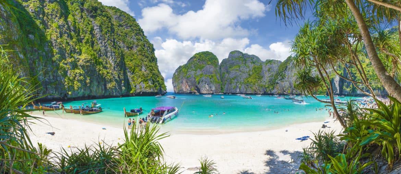 Koh Phi Phi, Thailand, FernwehElixir, Maya Bay