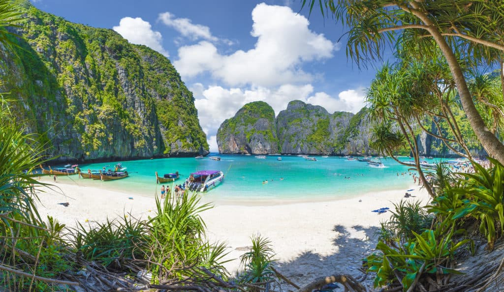 Koh Phi Phi, Thailand, Urlaub, Reise, buchen, FernwehElixir, Maya Bay