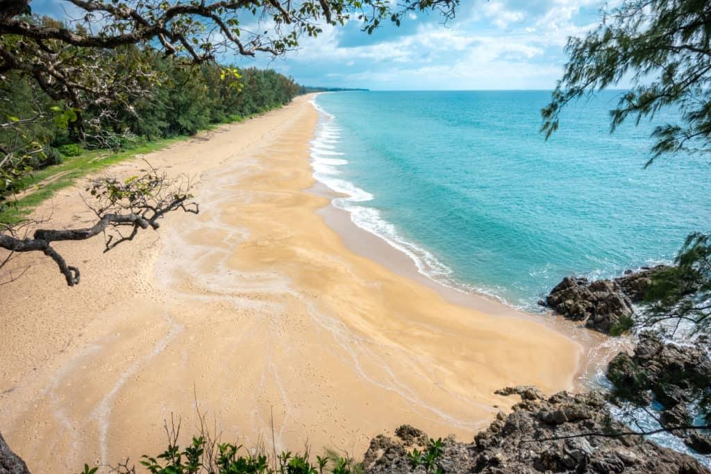 Koh Phra Thong, Thailand, FernwehElixir, Beach, Strand