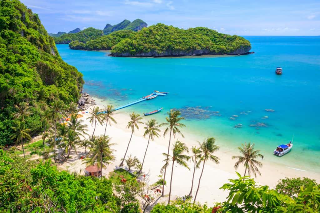 Koh Samui, Thailand, FernwehElixir, Angthong National Marine Park