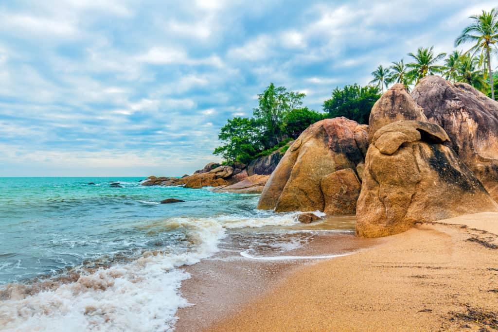 Koh Samui, Thailand, FernwehElixir, Coral Cove beach