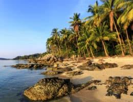 Koh Samui, Thailand, FernwehElixir, Ngam beach