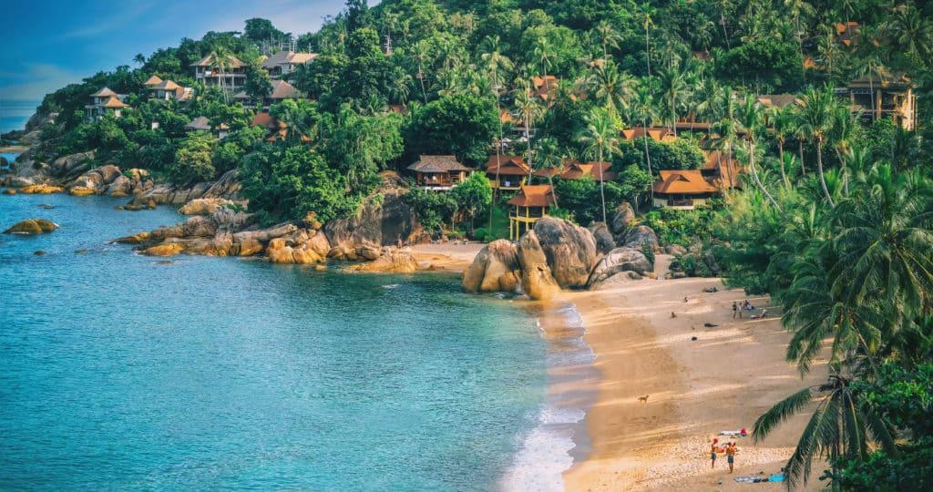 Koh Samui, Thailand, FernwehElixir, Strand