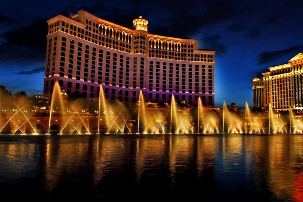 Las Vegas, USA, FernwehElixir, Bellagio Fountain