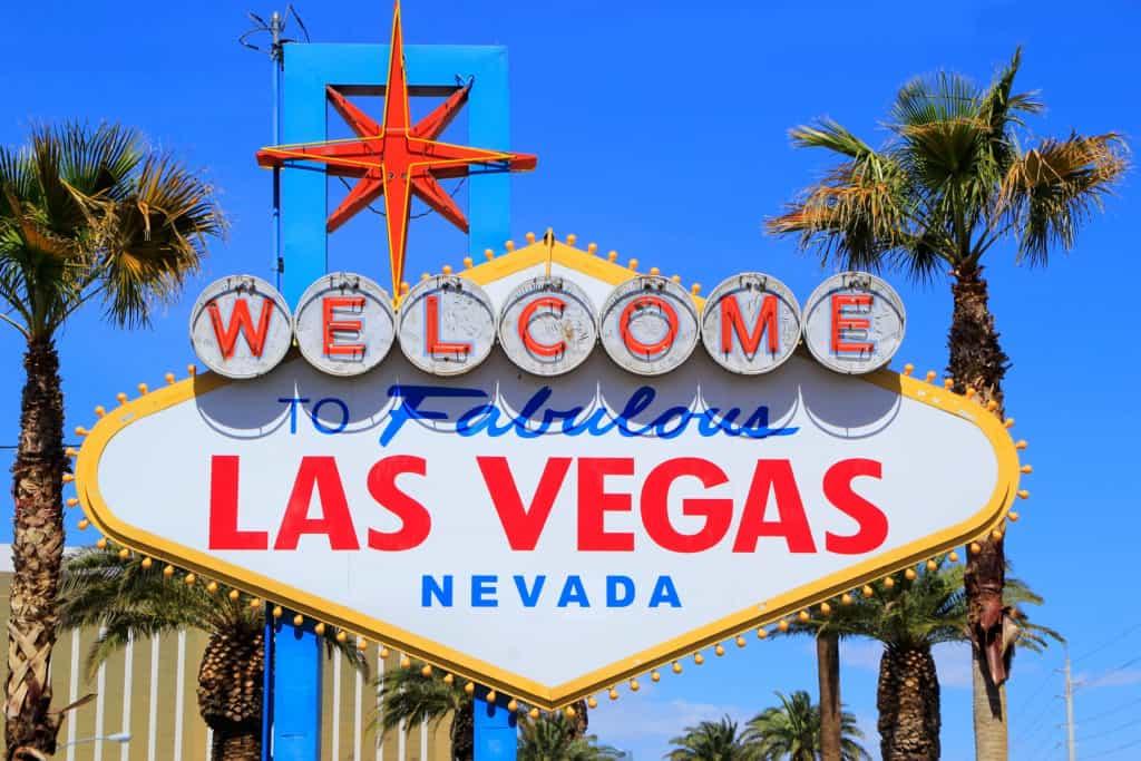 Las Vegas, USA, FernwehElixir, Sign