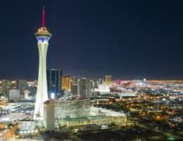 Las Vegas, USA, FernwehElixir, Skyline