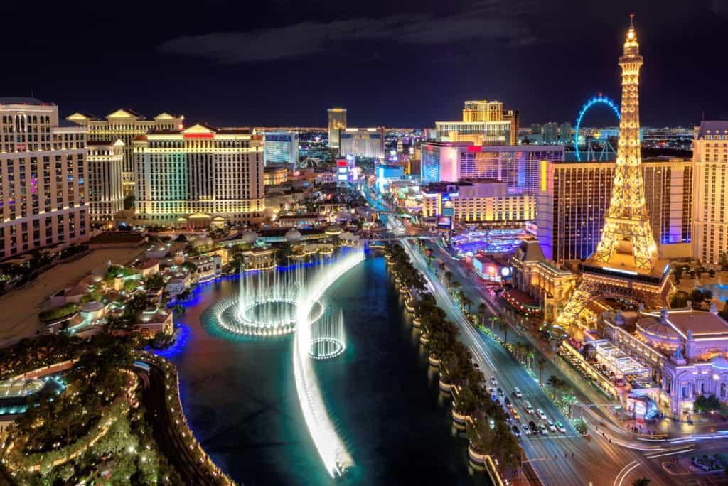 Las Vegas, USA, FernwehElixir, Strip