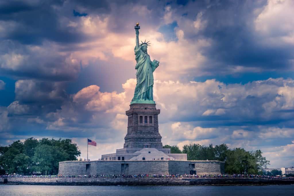 New York, USA, FernwehElixir, Freiheitsstatue