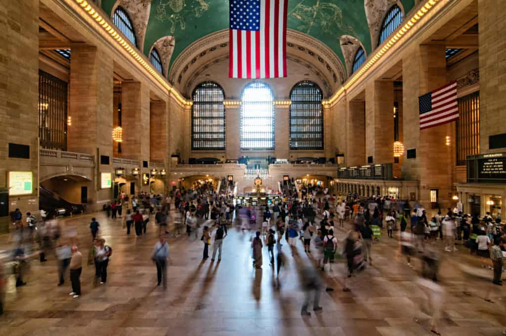 New York, USA, FernwehElixir, Grand Central Station