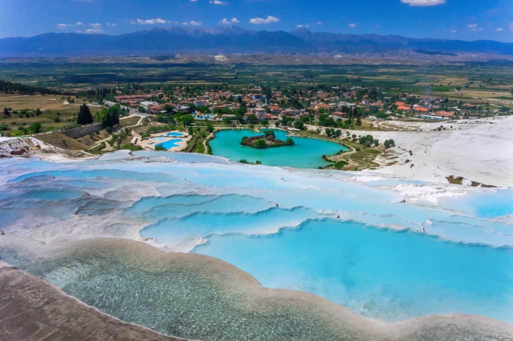 Pamukkale, Türkei, Urlaub, FernwehElixir