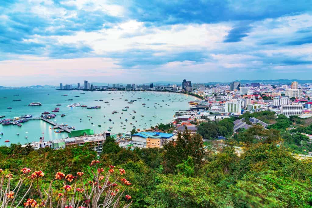 Pattaya, Thailand, FernwehElixir