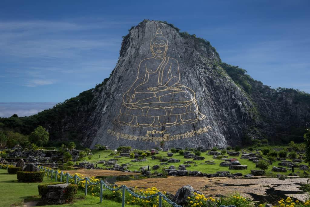 Pattaya, Thailand, FernwehElixir, Buddha Mountain