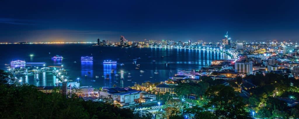 Pattaya, Thailand, FernwehElixir, Floating Market