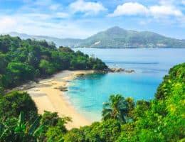 Phuket Thailand, Strand, Beach, Laem Singh, FernwehElixir - (© igorbukhlin - stock.adobe.com ID: #196867329)