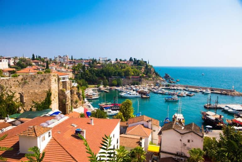 Side, Türkei, Urlaub, FernwehElixir, Altstadt