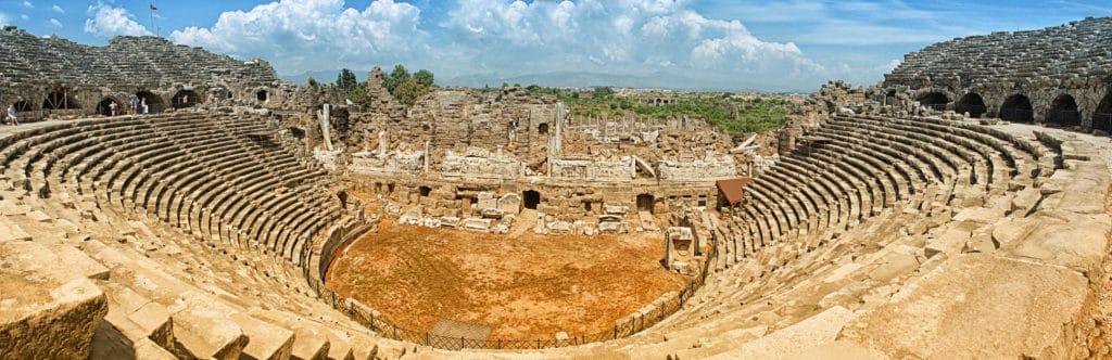 Side, Türkei, Urlaub, FernwehElixir, Amphitheater