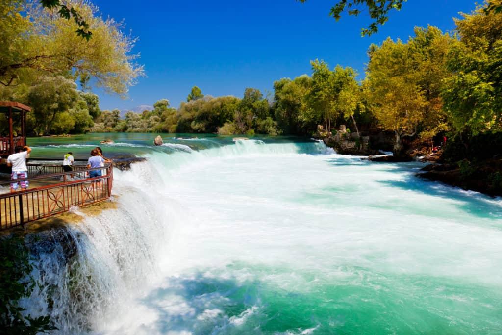 Side, Türkei, Urlaub, FernwehElixir, Wasserfall Manavgat