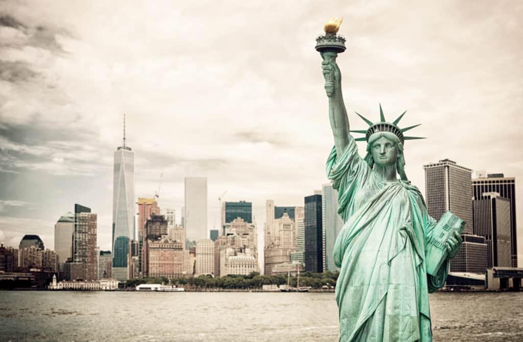 USA, Reise, Urlaub, Visum, FernwehElixir, New York City, Freiheitsstatue